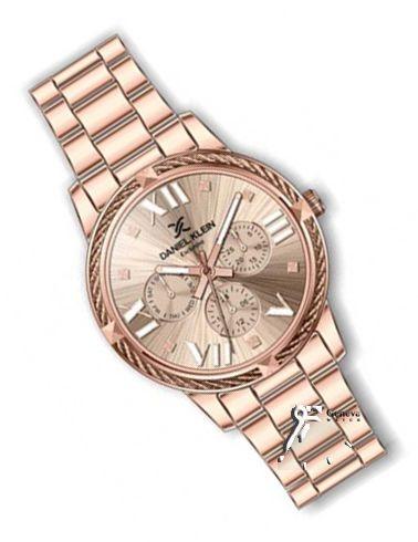 دنیل کلین ساعت زنانه مدل DK.1.12566-3